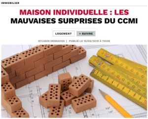 Intervention expertise CCMI sur capital.fr